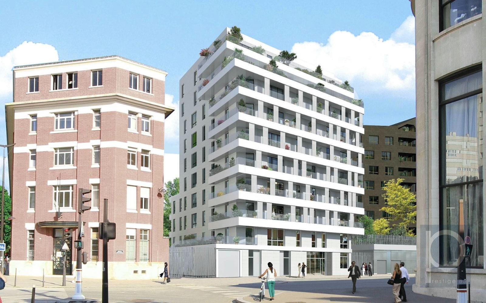 Vente appartement paris vaugirard 15e arrondissement 75015 for Vente appartement paris