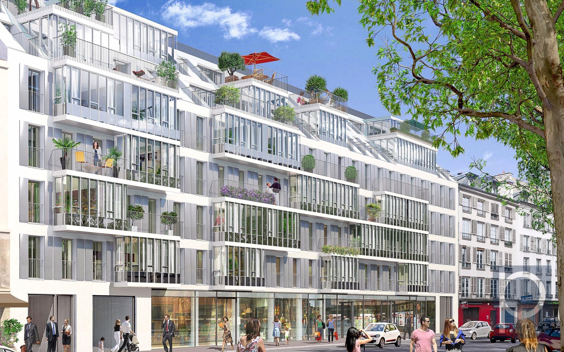 Annonce appartement 2 pieces paris vente for Carrelage du sud boulevard saint germain